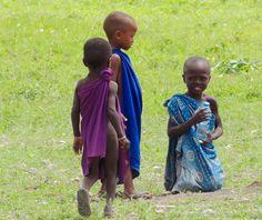 Beautiful African children