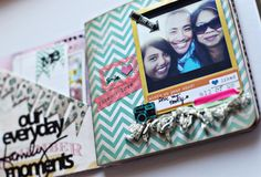 Check the blog for more photos of this amazing mini album by @Maridette Cachola at Inspiration Found: For the love of minis