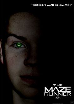 Gally I Character Poster/Fanmade | The Maze Runner | Book series by James Dashner |