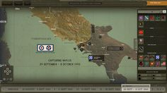 Entering Italy: The Naples-Foggia Campaign, a World War II Online Interactive, Released
