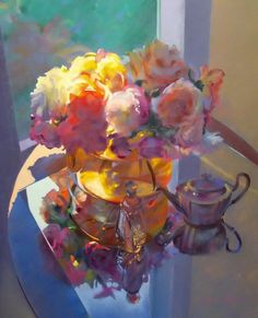 Grace Paleg      I am an artist who specializes in the medium of pastel. I keep changing my mind about how long this apprenticeship is! Mayb...
