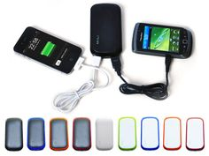 Extra Power for Smart Phone and Tablets.....available in great colors.
