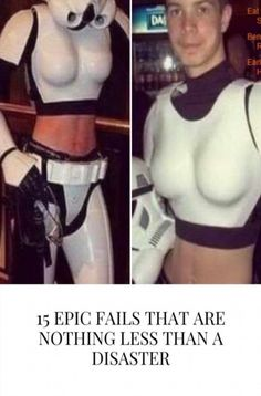 15 Epic Fails That Are Nothing Less Than A Disaster Cool Pins, Wtf Funny, Fails, Bra, Crop Tops, Sexy, Beauty, Amazing Things, Weird