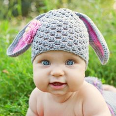 Pin for Later: There Is Legitimately Nothing Cuter Than These 35 Babies in Halloween Costumes Baby Bunny