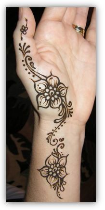 simple henna designs - Google Search