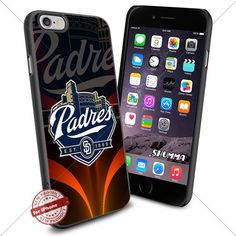 "MLB,San Diego Padres,iPhone 6 4.7"" & iPhone 6s Case Cover...…"