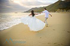 Beach Wedding Pictures