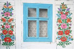 Zalipie flores pintadas 18