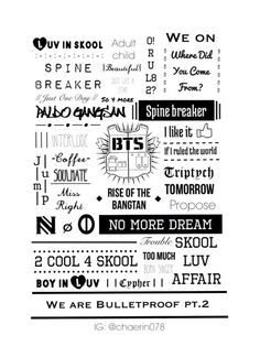 wallpaper tumblr bts lyrics - Buscar con Google
