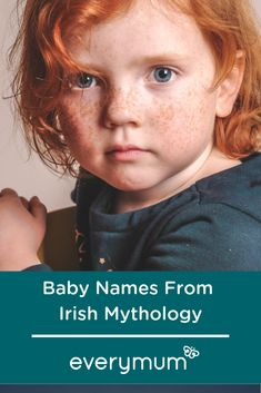 One of our community was looking for a baby name from Irish mythology over on ou. One of our community was looking for a baby name from Irish mythology over on ou. One of our community was looking Irish Baby Boy Names, Celtic Baby Names, Irish Names, Baby Girl Names, Celebrity Baby Pictures, Celebrity Baby Names, Celebrity Babies, Unusual Baby Names, Redheads