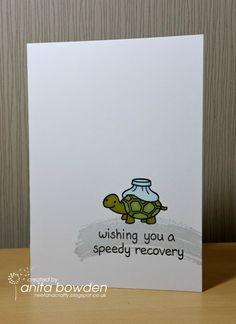 Neet & Crafty: Wishing You a Speedy Recovery