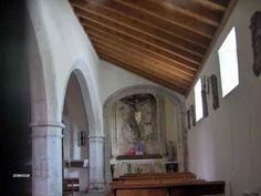 Iglesia de Navafria.