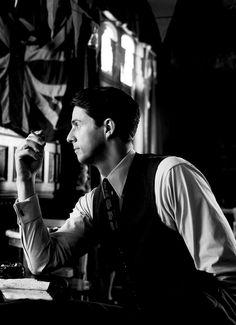 Hugh Alexander - Matthew Goode in The Imitation Game (2014).