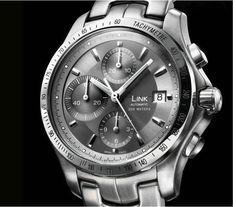 LINK Mens Luxury Watch