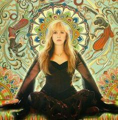 Wadulisi Woman: Goddess of The Month: Stevie Nicks