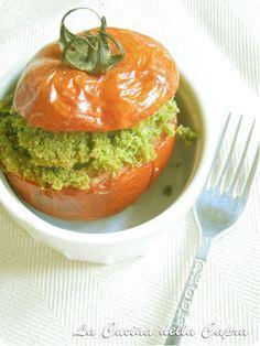 pomodori al basilico