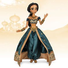 Limited Edition Jasmine Doll Available For Pre-Order
