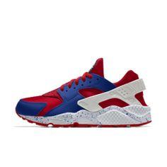 Wedge Heel Sneakers, Wedge Heels, Sneakers Nike, Classic Looks, Classic Style, Shoe Designs, Nike Co, Nike Air Huarache, Custom Shoes