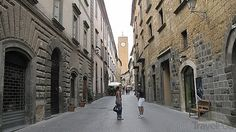 orvieto italy street - Google Search