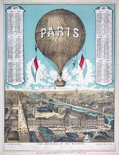 balloon 1870-1871