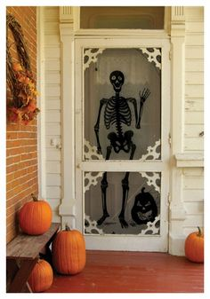 Bones Backdrop Decoration #Halloween #Decor