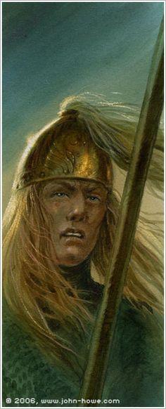 Eomer - John Howe
