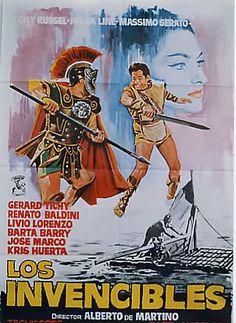 El Cine de Romanos: Los Invencibles ( 1964 )