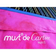 seta, scarf, sciarpa, seidentuch, Must de Cartier, Foulard Carré, en Soie