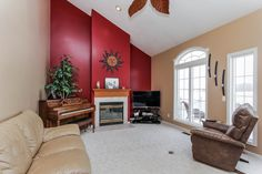 Vaulted Ceilings & Extra Large Windows <3 MLS: 16005600