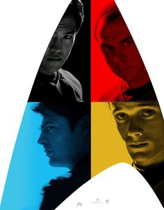 Star Trek , starring Chris Pine, Zachary Quinto, Simon Pegg, Leonard Nimoy. The brash James T. Kirk tries to live up to his father's legacy with Mr. Spock keeping him in check as a vengeful, time-traveling Romulan creates black holes to destroy the Federation one planet at a time. #Action #Adventure #Sci-Fi