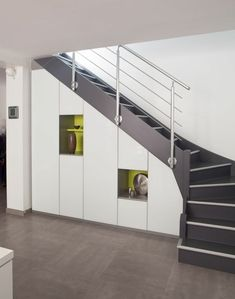 Ideas on How To Use Under Stairs as Saving Storage