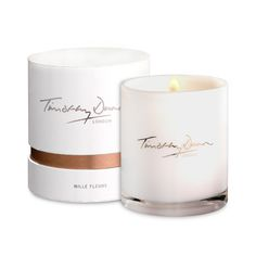 Mille Fleurs Luxury Candle  from Timothy Dunn