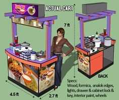 Lugaw Foodcart Business Cheaper Than Franchise - Entrepreneur Philippines Forum