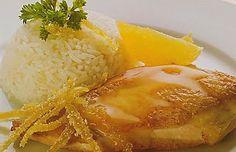Recetas de pollo a la naranja comida peruana