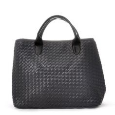 Milano Tote BlackMilano Tote Black £125 Ceannis' lightweight woven tote is a covetable choice for stylish women in the know and perfect for a shopping trip or holiday. Made from black PU leather, it is fully lined, with internal pockets and also has a magnetic fastening for extra security.
