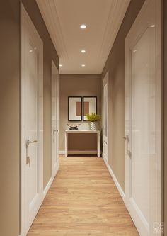 Hallway – Home Decor Designs Flur Design, Plafond Design, Ceiling Design Living Room, Living Room Designs, Hallway Decorating, Interior Decorating, Corridor Design, Hallway Designs, Hallway Ideas