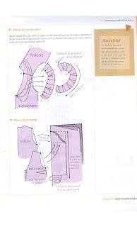 Costura,Patrones y mucho mas: Libro de Oro Hermenegildo Pekinese, Fashion Sewing, Sewing Clothes, Pattern Making, Hermes, Crochet, Blog, How To Make, Women
