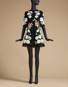 Dolce&Gabbana | F6UM9ZGD66LS8400 | Short dresses | Dresses
