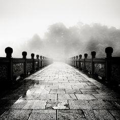 CHINA by Josef Hoflehner. MEDITATION by Shantung Hsu.