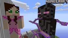 Minecraft: Popularmmos NOTCH LAND  SESSION GAME 21