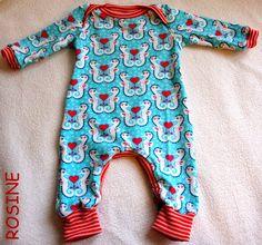 Baby Vorfreude bei Alex mit Hippocampi lillestoff http://schnuspel6.blogspot.de