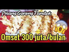 BIKIN KAYA DADAKAN!!! PISANG GORENG TANDUK LAGI VIRAL ... LEBIH KRIUK LEBIH GURIH MANISNYA JUARA! - YouTube Cooking Videos, Cooking Recipes, Nasi Goreng, Cheesy Recipes, Indonesian Food, Asian Recipes, Health Tips, Deserts, Food And Drink