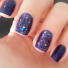 """Avon - Exotic Purple & Pink Love Glitters #avon #todomoda #uñas #nails…"