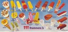Drammens Is - the best ice ever:)