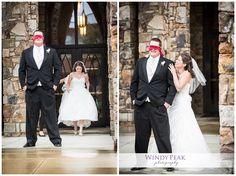 wedding first look http://www.windypeakphotography.com/blog