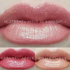 Mixing LipSense/ Dearmore Lip Co.