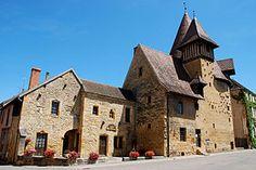 Marcigny, Saône et Loire