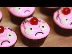 HOW TO MAKE LULU CUPCAKES - NERDY NUMMIES
