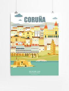 Lamina Coruña - Vai Vai Mr. Can