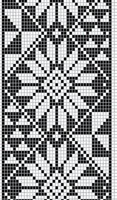 ... lsle on Pinterest | Tapestry Crochet, Fair Isles and Filet Crochet